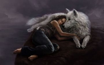 love my wolf Wallpaper and Background Image - Android / iPhone HD Wallpaper Background Download HD Wallpapers (Desktop Background / Android / iPhone) (1080p, 4k)