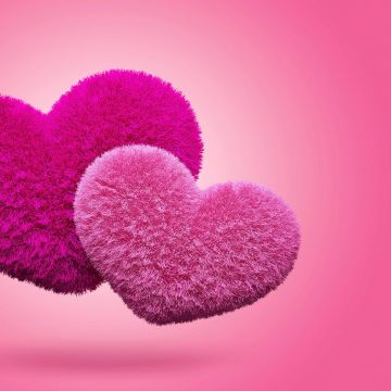 Cute Love Heart wallpaper HD -Free Pink Heart Wallpaper - Android / iPhone HD Wallpaper Background Download HD Wallpapers (Desktop Background / Android / iPhone) (1080p, 4k)