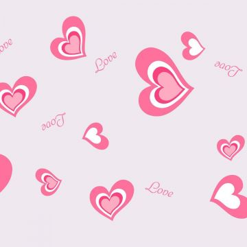 Pink Heart Wallpaper - Android, iPhone, Desktop HD Backgrounds / Wallpapers (1080p, 4k) HD Wallpapers (Desktop Background / Android / iPhone) (1080p, 4k)