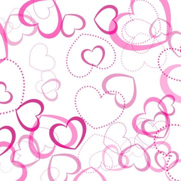 Pink hearts wallpaper - Holiday wallpaper - Android / iPhone HD Wallpaper Background Download HD Wallpapers (Desktop Background / Android / iPhone) (1080p, 4k)