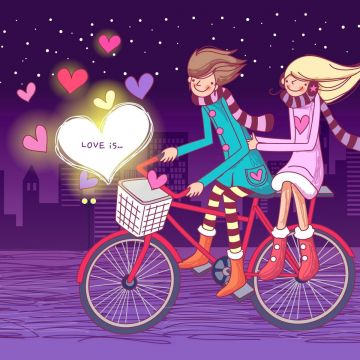 Romantic Couples Anime Wallpaper. Romantic Wallpaper. Chobirdokan - Android / iPhone HD Wallpaper Background Download HD Wallpapers (Desktop Background / Android / iPhone) (1080p, 4k)