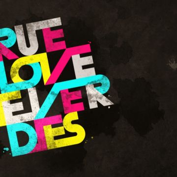 True Love Never Ends wallpaper - Android / iPhone HD Wallpaper Background Download HD Wallpapers (Desktop Background / Android / iPhone) (1080p, 4k)