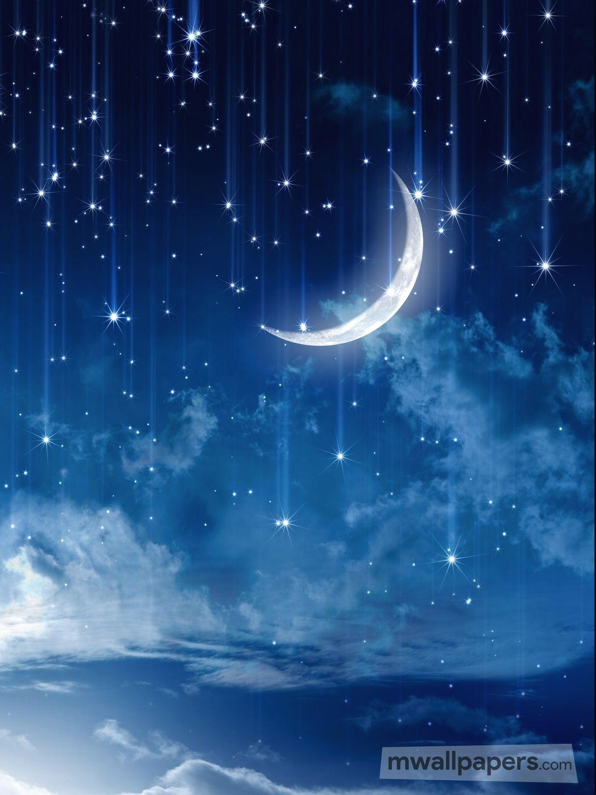 Night Sky Stars Wallpapers - sky,night sky,stars