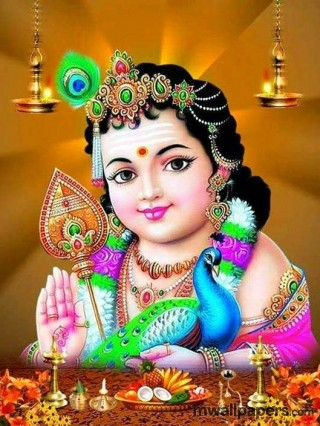 Lord Murugan HD Rare Images