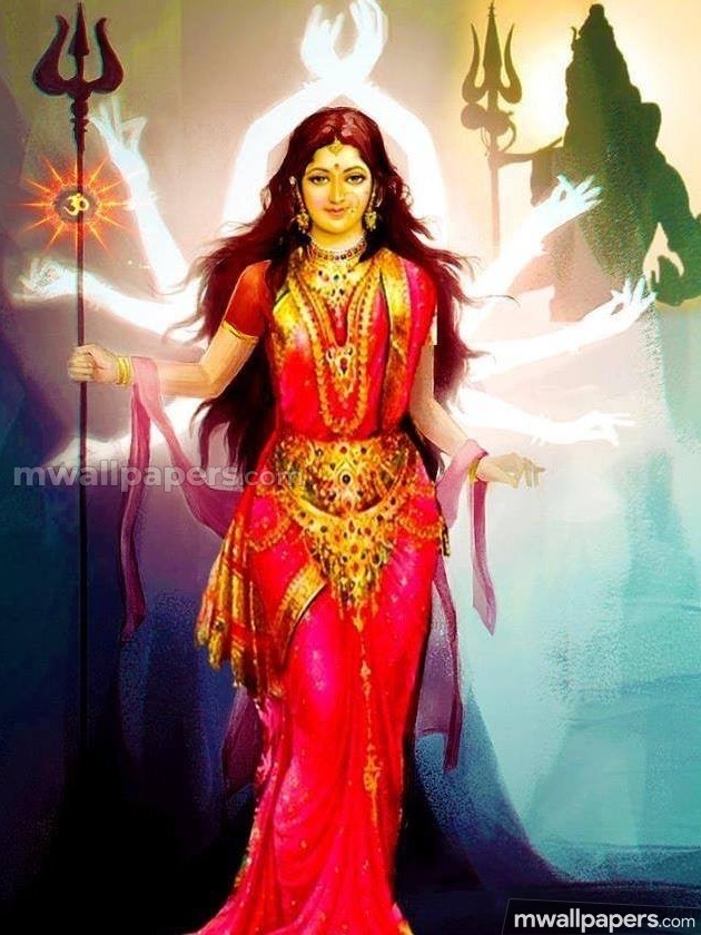 Goddess Parvati HD Photos & Wallpapers (1080p) (15081) - Goddess Parvati
