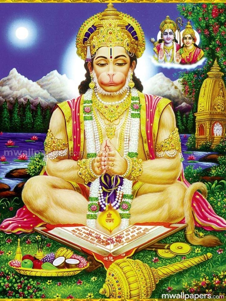 Hanuman (anjaneya) HD Wallpapers/Images (1080p) (11805) - Hanuman (anjaneya)
