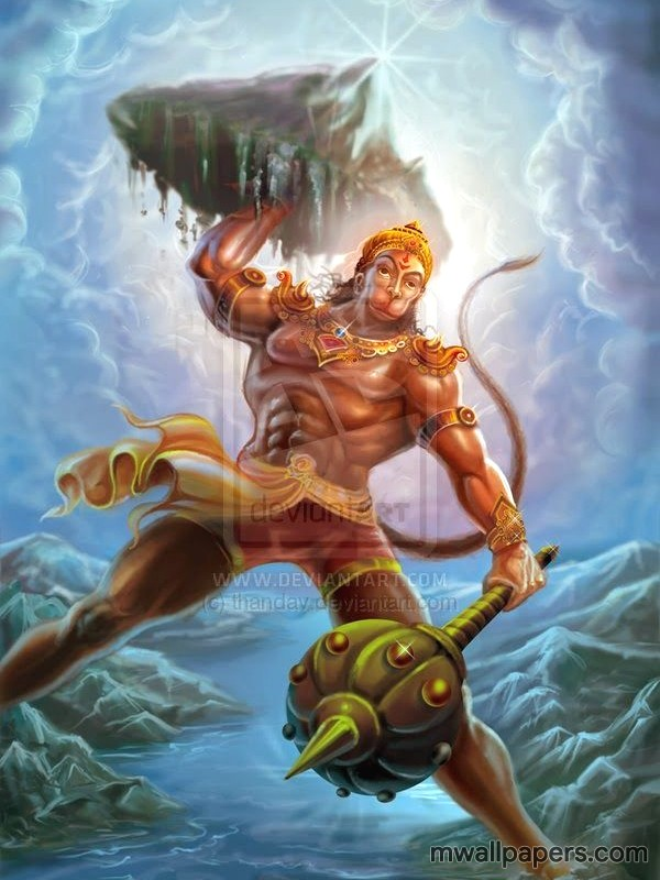 Hanuman HD Photos & Wallpapers (1080p) (4265) - hanuman, anjaneya, anjaneyar, god, hindu god