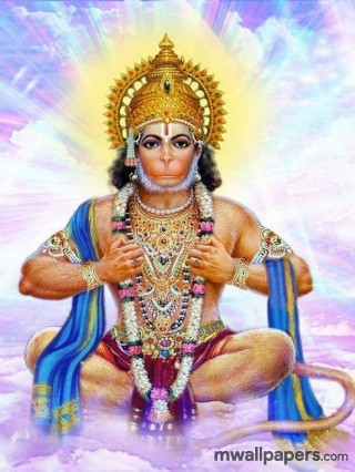 Hanuman (Anjaneya) Wallpaper HD