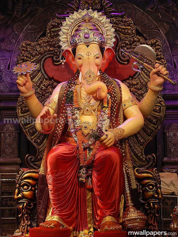 Lord Ganesha Beautiful HD Photos (1080p) (14199) - Lord Ganesha