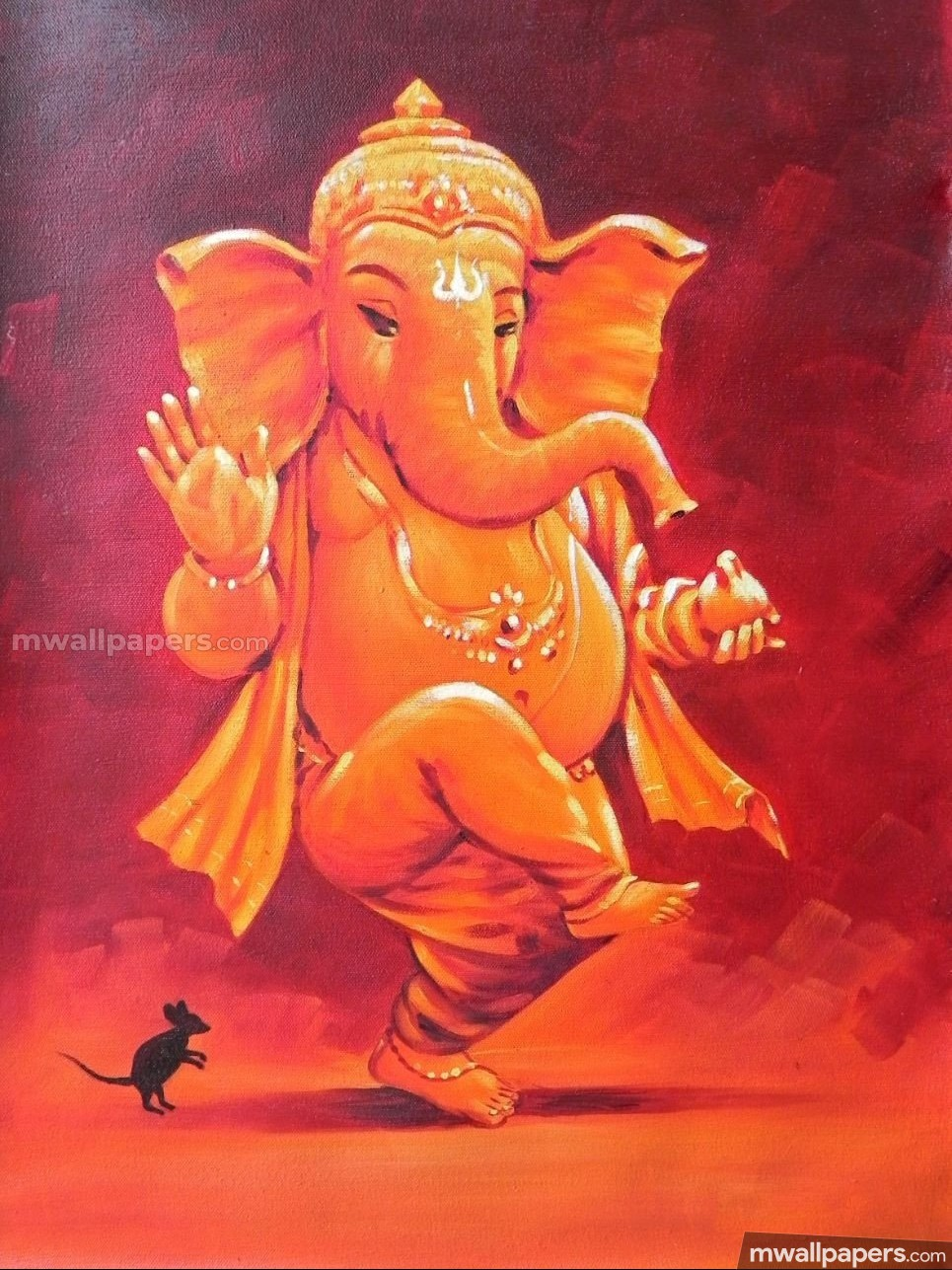 Lord Ganesha Beautiful HD Photos (1080p) (14192) - Lord Ganesha
