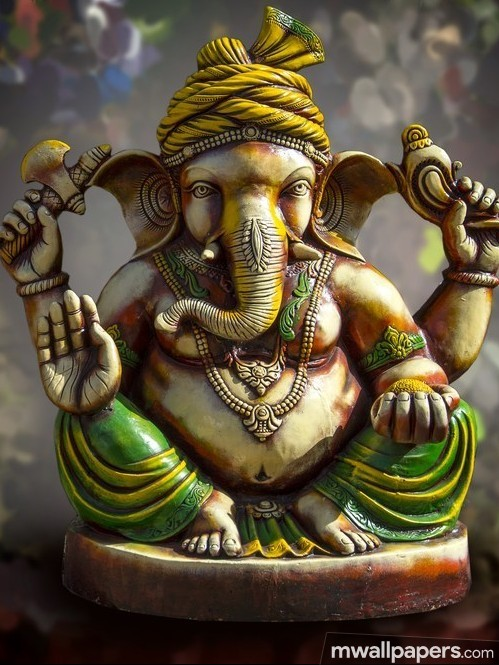 Lord Ganesha Best HD Photos (1080p) (14097) - Lord Ganesha