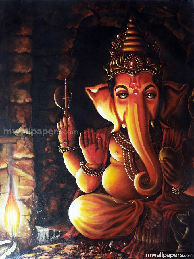Lord Ganesha Cute HD Photos (1080p) (17161) - Lord Ganesha