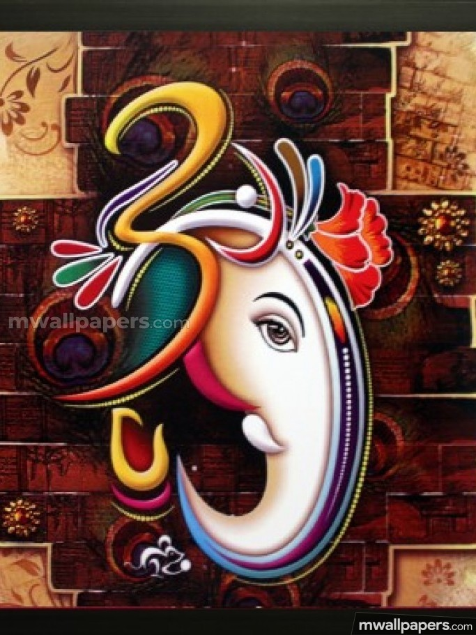 Lord Ganesha Cute HD Photos (1080p) (17163) - Lord Ganesha