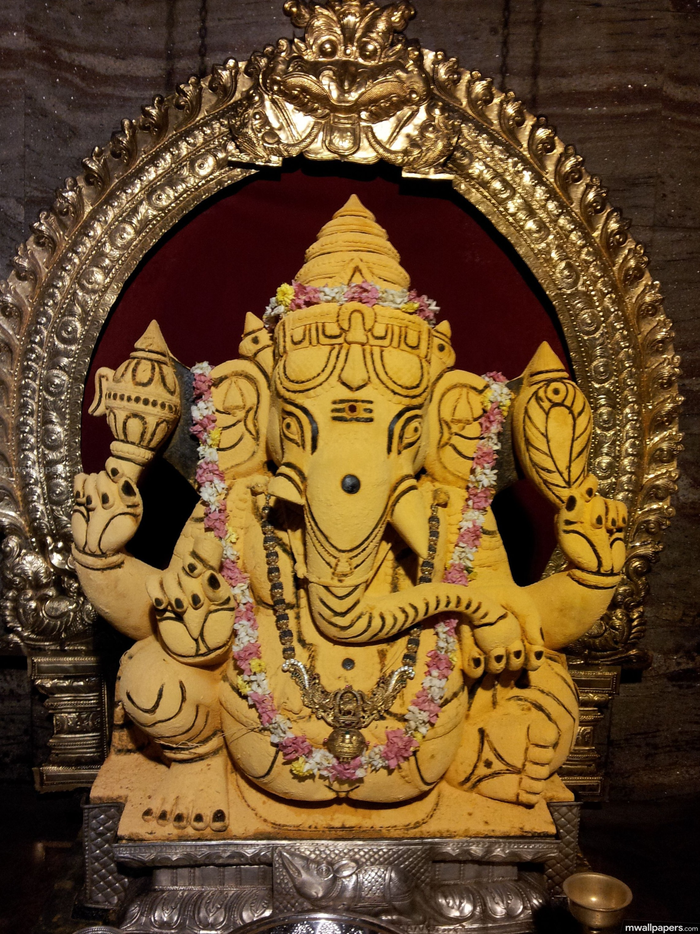 Lord Ganesha HD Wallpapers/Images (1080p) [Android/iPhone ...