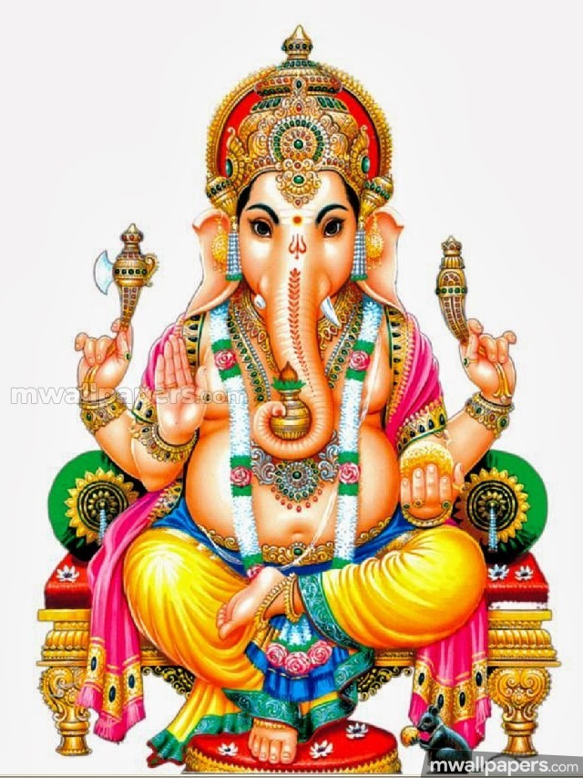 Lord Ganesha HD Wallpapers/Images (1080p) (17011) - Lord Ganesha