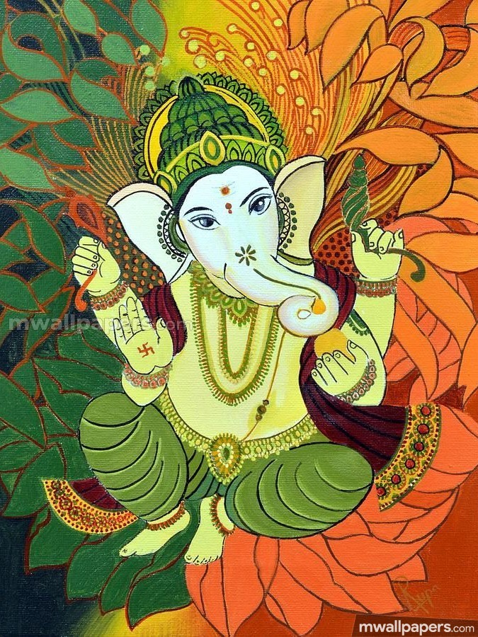Lord Ganesha HD Wallpapers/Images (1080p) (16940) - Lord Ganesha
