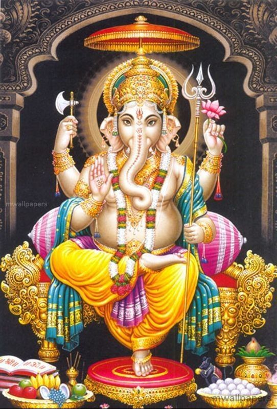 Lord Ganesha HD Wallpapers/Images (1080p) (16922) - Lord Ganesha
