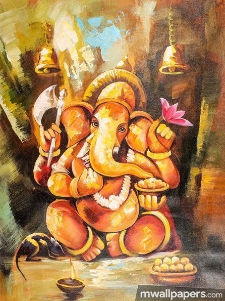 Lord Ganesha HD Wallpapers/Images (1080p) (14018) - lord ganesha, pillayar, ganapathy, vinayagar