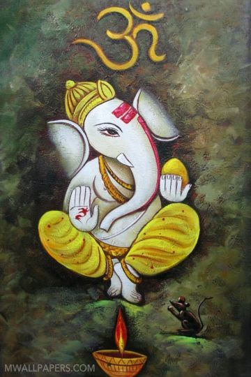 Lord Ganesha Beautiful HD Photos (1080p)