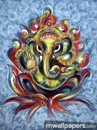 Lord Ganesha Best HD Photos (1080p)