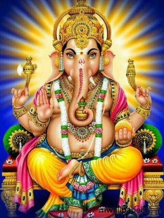 Lord Ganesha (Ganapati, Vinayagar, Pillaiyar) HD Images