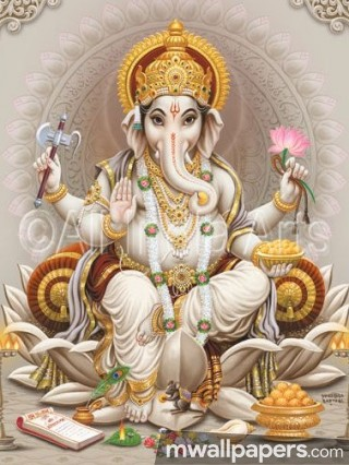 Lord Ganesha HD Wallpapers/Images (1080p) - lord ganesha,vinayagar,pillaiyar,ganapati,ganesha,god,hindu god