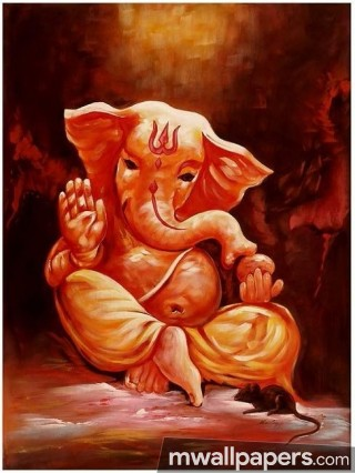 Lord Ganesha HD Wallpapers/Images (1080p)