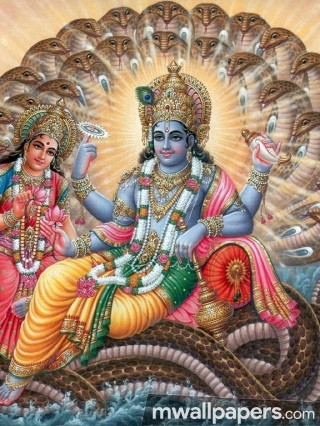 Lord Vishnu HD Images (1080p) - lord vishnu,god,hindu,hd images,hd wallpapers