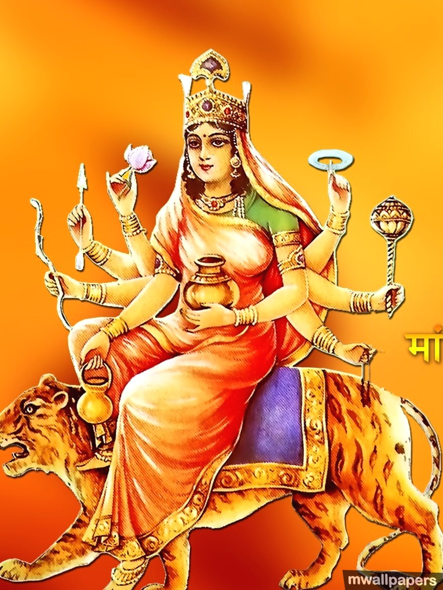 Maa Durga Devi HD Photos & Wallpapers (1080p) (8777) - Maa Durga Devi