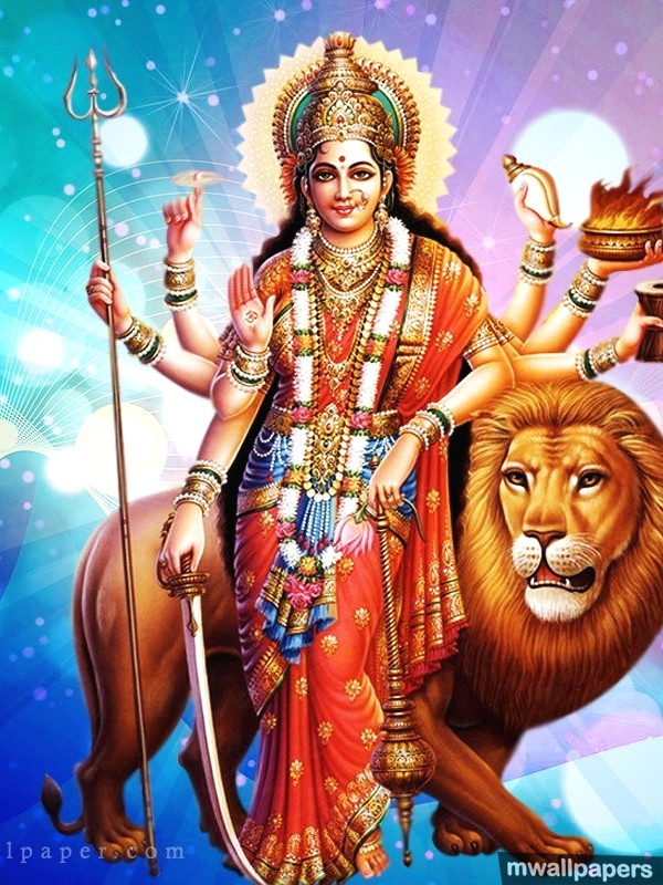Maa Durga Devi HD Photos & Wallpapers (1080p) (8771) - Maa Durga Devi