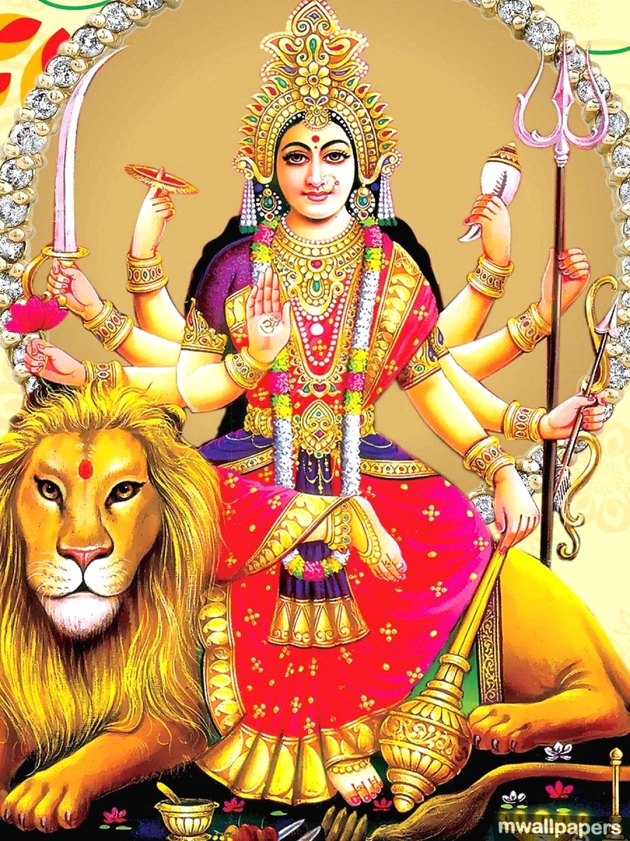 Maa Durga Devi HD Photos & Wallpapers (1080p) (8773) - Maa Durga Devi