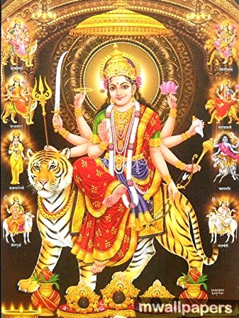 Maa Durga Devi HD Photos & Wallpapers (1080p) (8742) - Maa Durga Devi