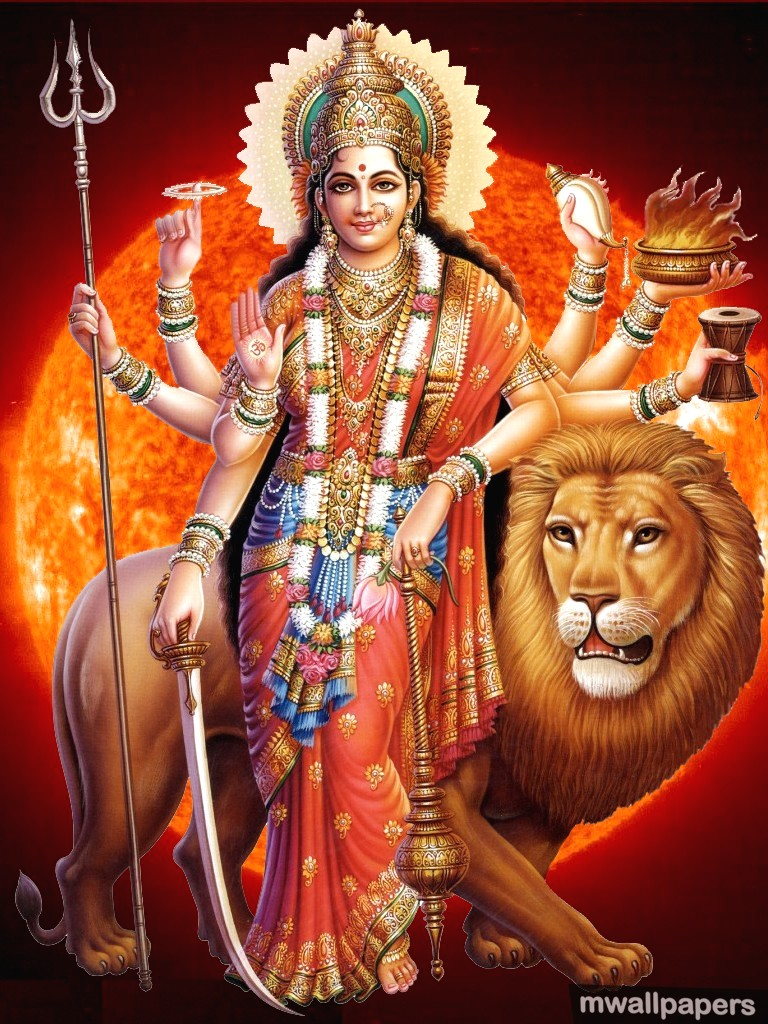 Maa Durga Devi HD Photos & Wallpapers (1080p) (8779) - Maa Durga Devi