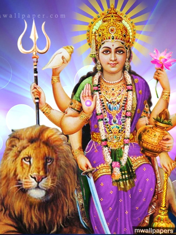 Maa Durga Devi HD Photos & Wallpapers (1080p) (8776) - Maa Durga Devi