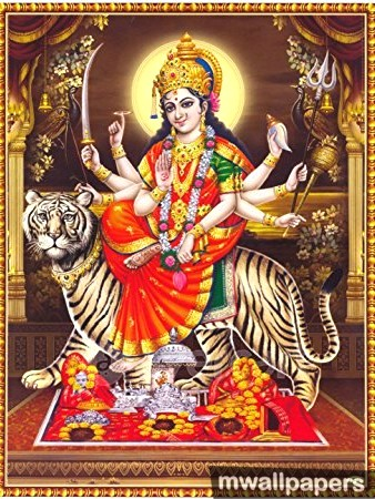 Maa Durga Devi HD Photos & Wallpapers (1080p) (8743) - maa durga, durga devi, adi parashakti, parvati, ambal