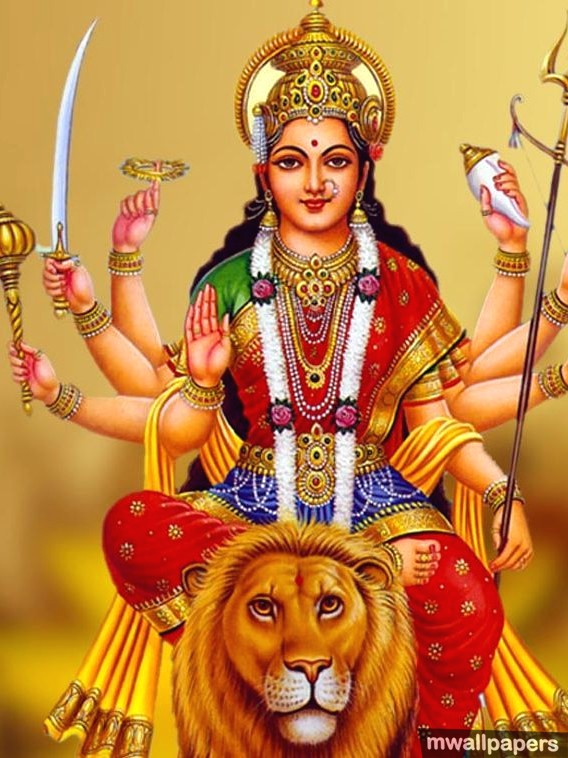 Maa Durga Devi HD Photos & Wallpapers (1080p) (8768) - Maa Durga Devi