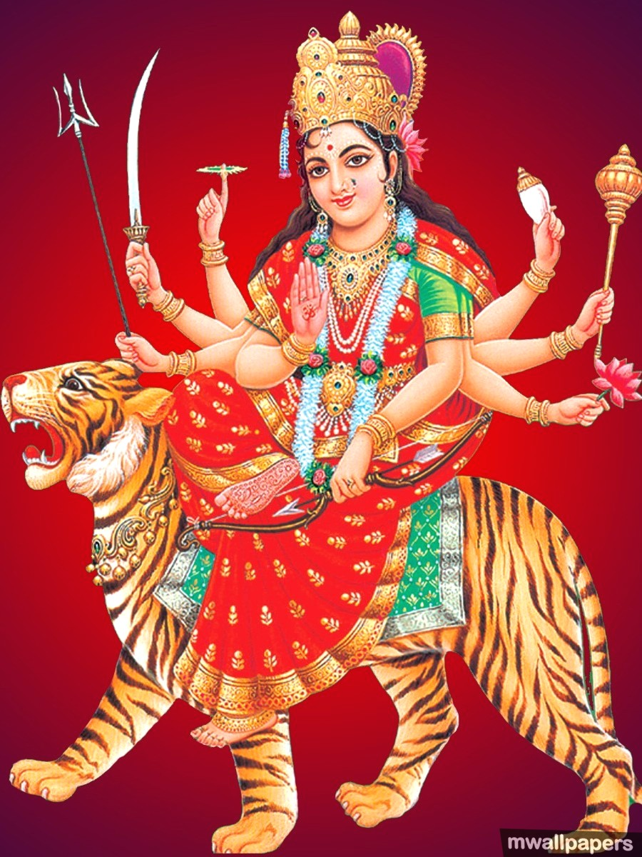 Maa Durga Devi HD Photos & Wallpapers (1080p) (8781) - Maa Durga Devi