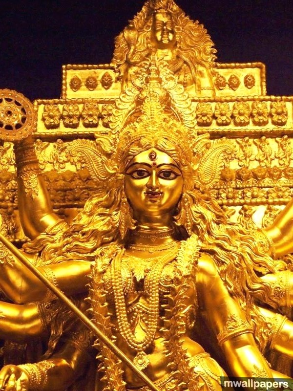 Maa Durga Devi HD Photos & Wallpapers (1080p) (8758) - maa durga, durga devi, adi parashakti, parvati, ambal