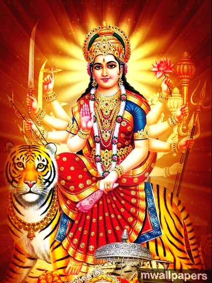 Maa Durga Devi HD Photos & Wallpapers (1080p) (8763) - Maa Durga Devi