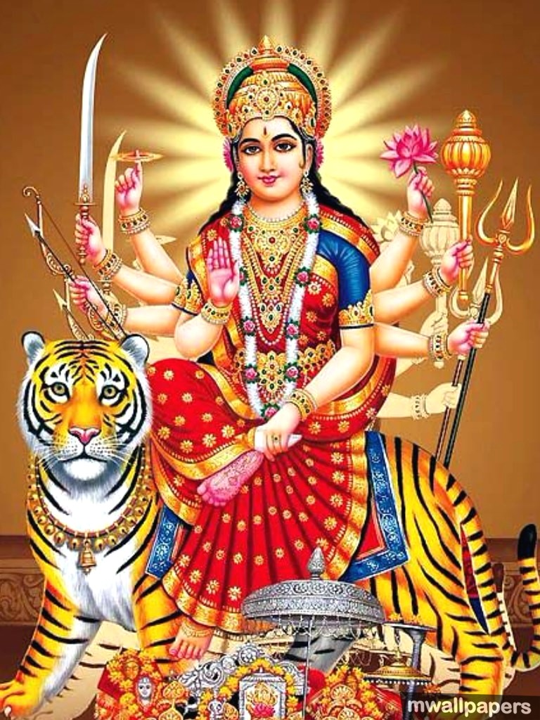 Maa Durga Devi HD Photos & Wallpapers (1080p) (8751) - Maa Durga Devi