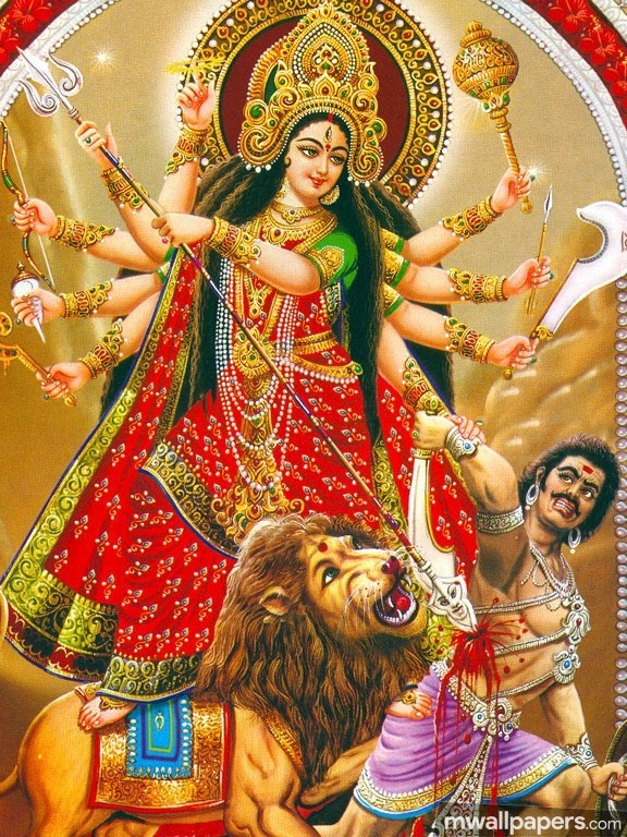 Maa Durga Devi Latest HD Photos (1080p) (12912) - Maa Durga Devi