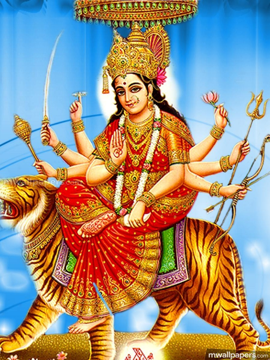 Maa Durga Devi Latest HD Photos (1080p) (12987) - Maa Durga Devi