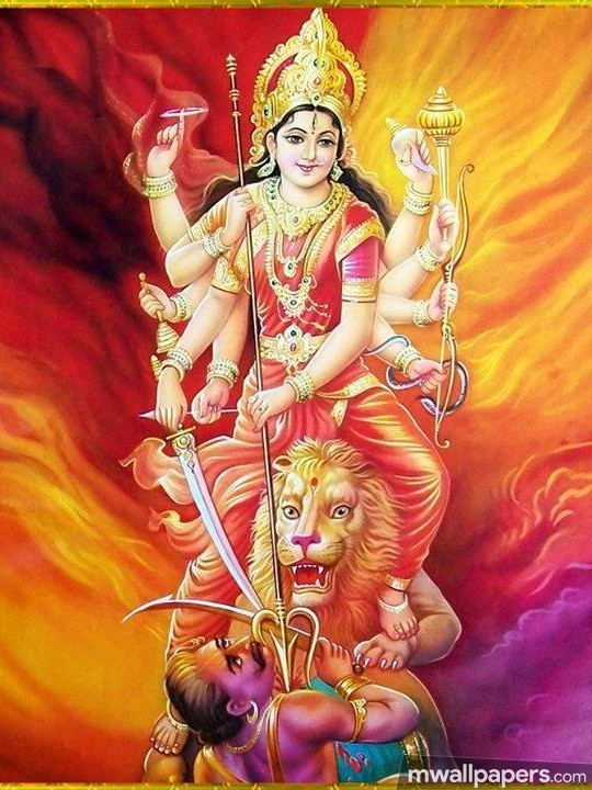 Maa Durga Devi Latest HD Photos (1080p) (12939) - Maa Durga Devi