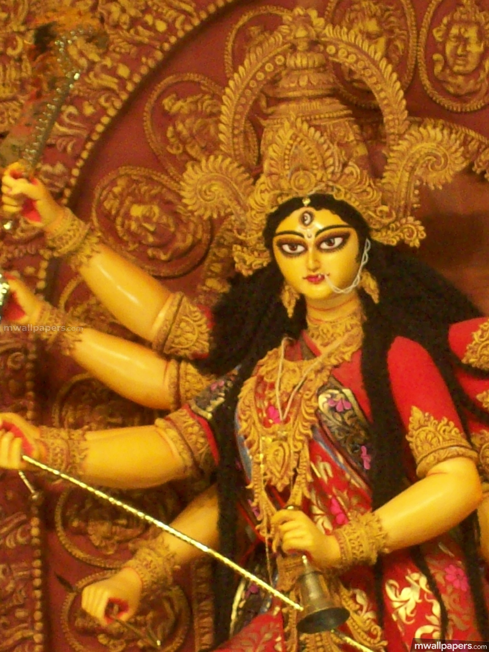 Maa Durga Devi Latest HD Photos (1080p) (12950) - Maa Durga Devi