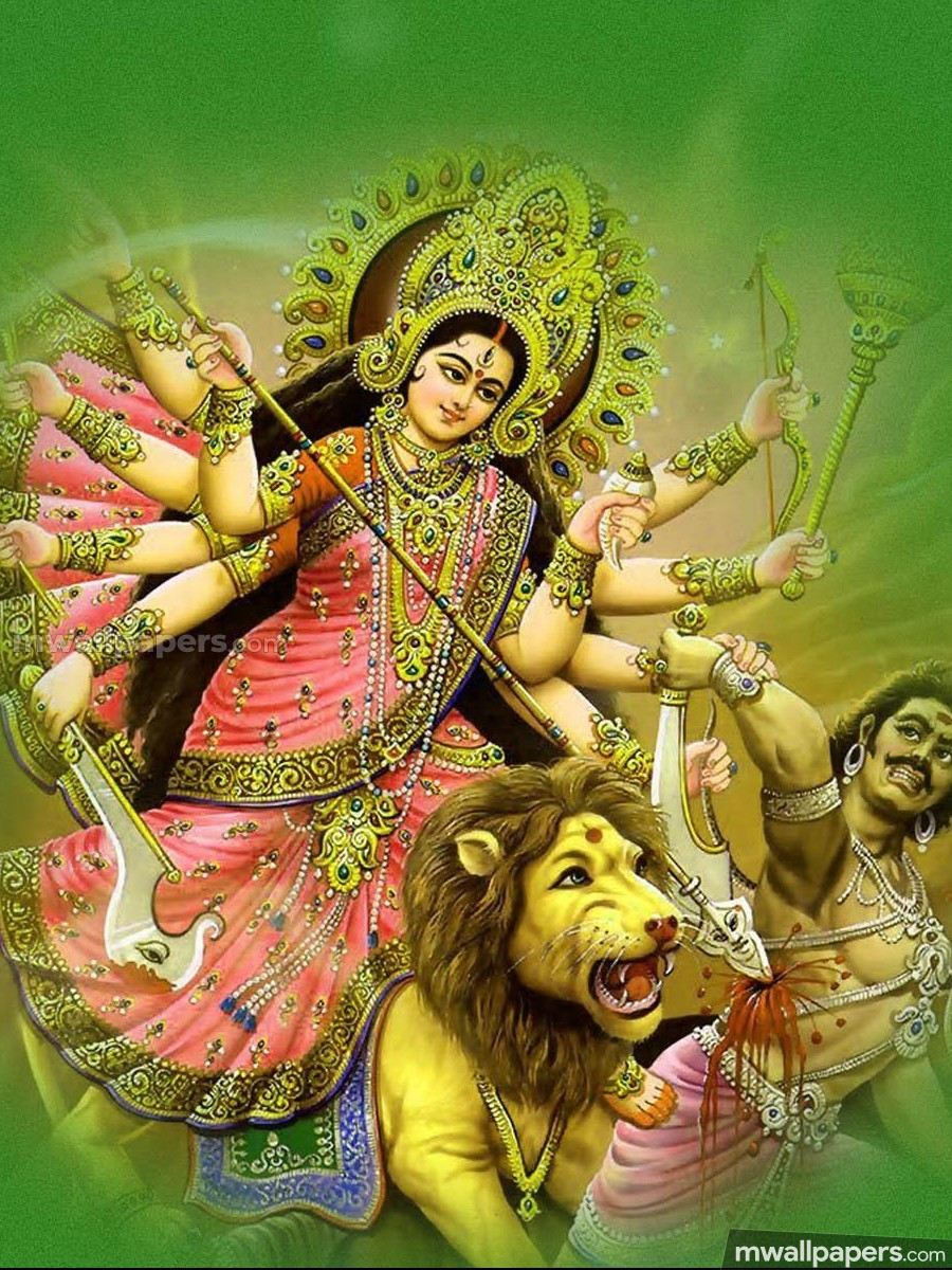 Maa Durga Devi Latest HD Photos (1080p) (12937) - Maa Durga Devi