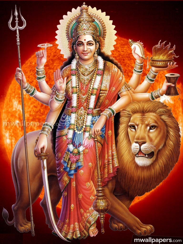 Maa Durga Devi Latest HD Photos (1080p) (12996) - Maa Durga Devi