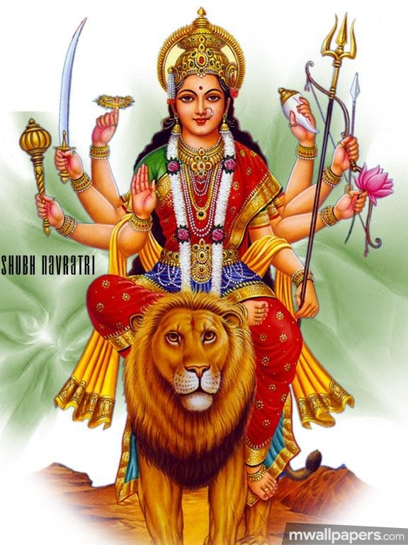 Maa Durga Devi Latest HD Photos (1080p) (12964) - Maa Durga Devi