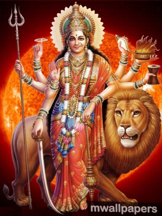 Maa Durga Devi HD Photos & Wallpapers (1080p)