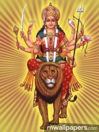 Maa Durga Devi Latest HD Photos (1080p) - maa durga devi,god,hindu,hd images,durga pooja