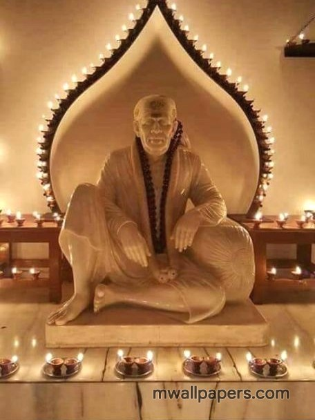Sai Baba HD Images (2050) - sai baba, shirdi, god